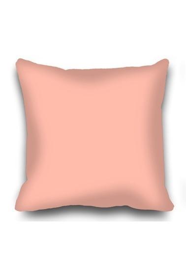 Kozzy Home Dekoratif Yastık Pembe